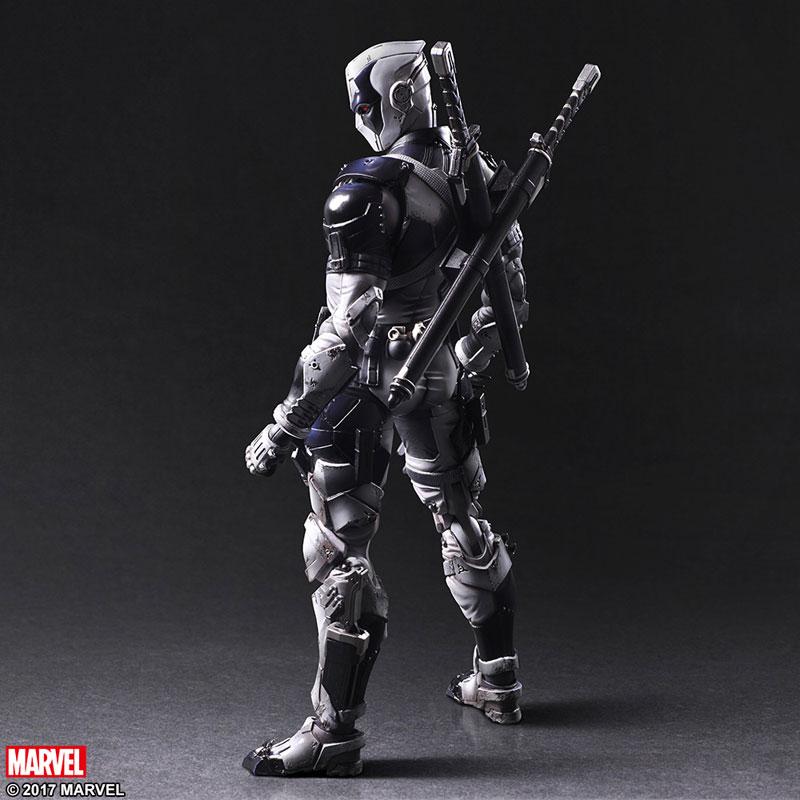 Action Figure MARVEL UNIVERSE VARIANT PLAY ARTS Kai Dead Pool X-Force ver